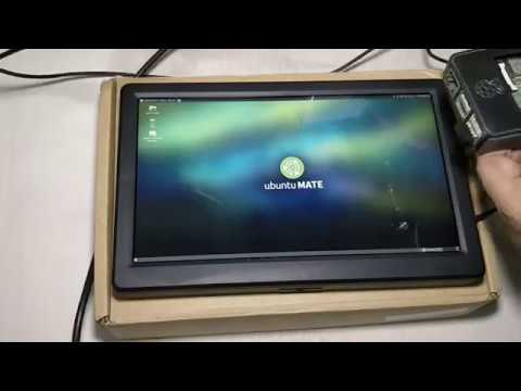 Full HD 10 Inch Portable Monitor - Unboxing From Banggood.com