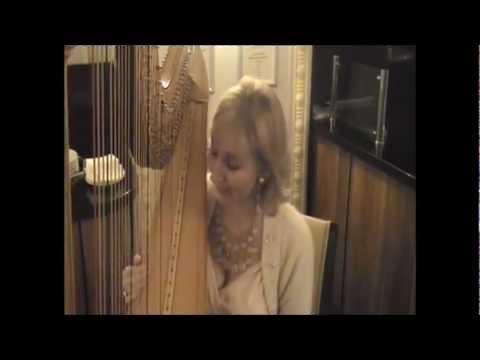 Anna The Sussex Harpist Video