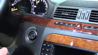 Mercedes Benz Transmission Reset