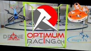 Optimum-Racing / drone FPV indoor et voiture drift RC / HGLRC / Airbaot
