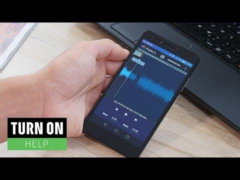 So erstellt ihr eigene Klingeltöne fürs iPhone & Android-Smartphone - TURN ON Help
