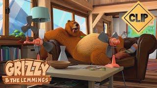 C'est la canicule ! - Grizzy & les Lemmings