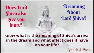 Lord Shiva in dreams   Dreaming About Lord Shiva   Meaning to see Shivling in dreams   Rohan Sharma