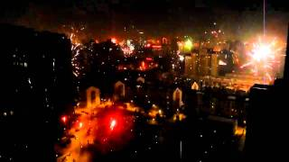 Video : China : Chinese New Year Fireworks (2011) - video