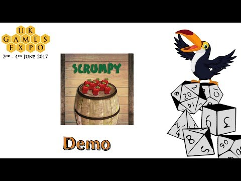 Scrumpy Demo at UKGE 2017