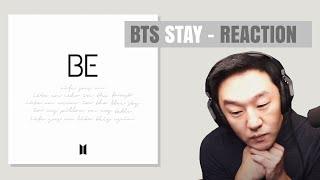 DJ REACTION to KPOP - BTS STAY