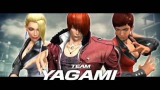 KoF XIV OST: Saxophone Under The Moon (TEAM Yagami Theme) EXTENDED