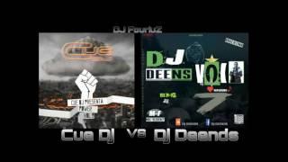 Cue DJ Vol 9 vs DJ Deends Vol 7  Dj FouriuZ