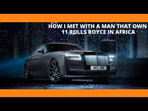 Roll Royce owners in Nigeria