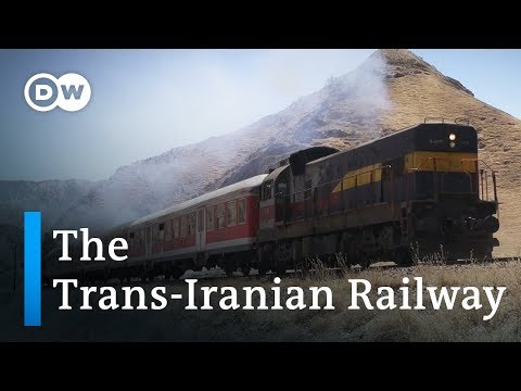 Travel in Iran by Train
