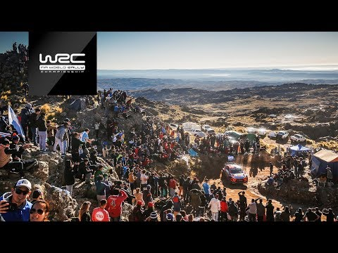 WRC - XION Rally Argentina 2019: REVIEW Clip