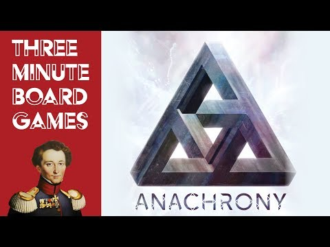 Anachrony in about 3 Minutes
