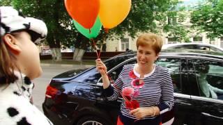 Аниматоры на улицах саратова. День рождения. Розыгрыш, подарки. Шоу Твой день