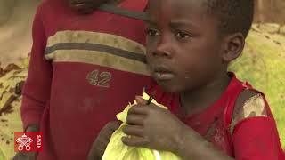 Journée mondiale contre l'esclavage des enfants: les paroles du Pape