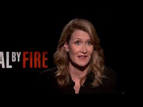 "Laura Dern, who stars in death row story ""Trial by Fire,"" says innocent people are dying. (May 16)"