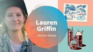 Branding & Identity Design With Lauren Griffin - 1 Of 3