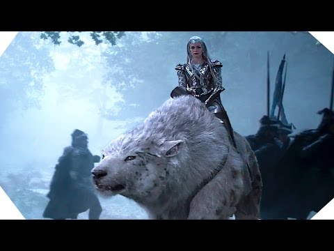 Snow White and The Huntsman 2 'Winter's War'  (Fantasy - 2016)