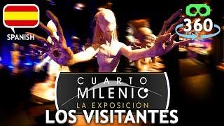Cuarto Milenio La Exposición - Los Visitantes 360º 4K Virtual Reality #VR #360Video