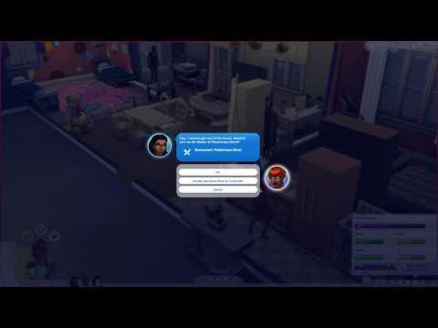 Sims 4 dating glitch