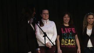 preview picture of video 'Odsouzené ze Světlé bojují proti kriminalitě preventivním programem'