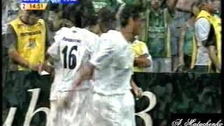 História: Santos FC 5 x 1 Palmeiras (2006)
