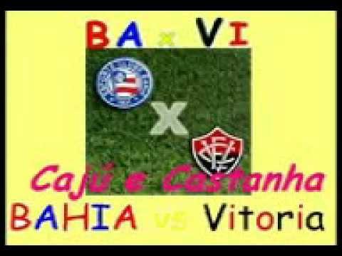 Música Bahia X Vitória