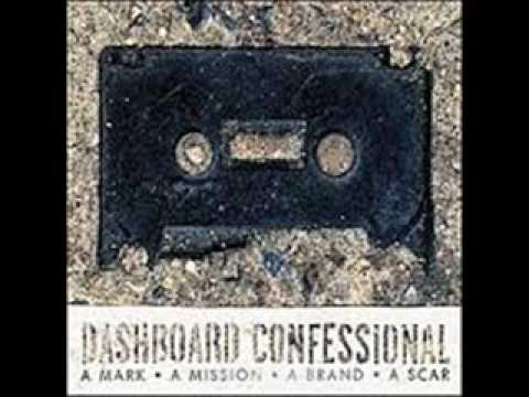 Dashboard Confessional Ghost Of A Good Thing Chords