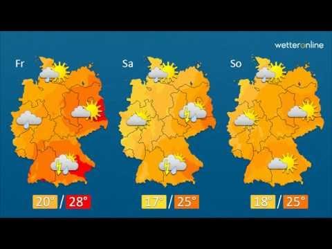 wetteronline.de: Wetter in 60 Sekunden (28.6.2016)