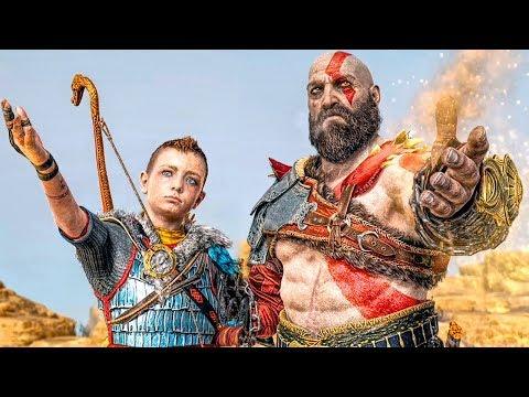 GOD OF WAR 4 All Cutscenes Full Movie