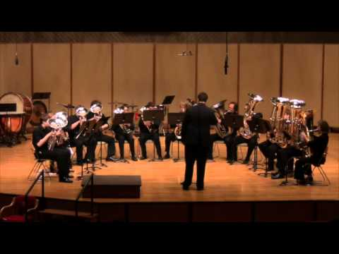 Luther College Tuba/Euph Choir 2013