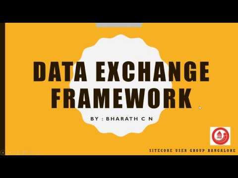 Deep Dive - Data Exchange Framework with Sitecore