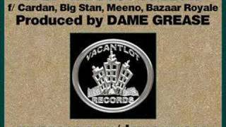 DMX - We Bout To Blow Rmx ft. Cardan, Big Stan, Meeno, & BZR