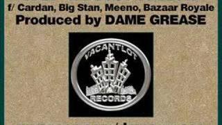 DMX - We Bout To Blow Rmx ft. Cardan, Big Stan, Meeno, & BZR