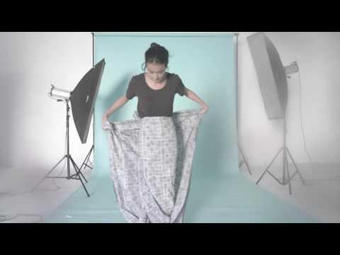 Video Eva Celia Berikan Tip Memakai Kain Favoritnya yang Terinspirasi oleh Chitra Subiyakto