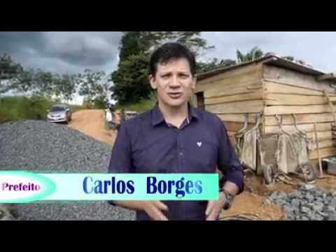 Prefeitura de Alta Floresta Acompanha as Obras das Galerias na Linha 60