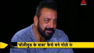 Sanjay Dutt is back in action ! Watch his exclusive interview with Zee News
