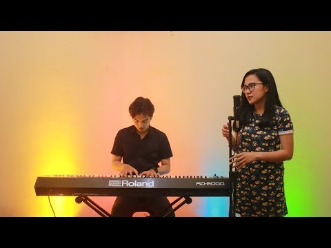 Cinta beda agama  vicky salamor  cover by bryce adam