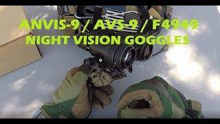 Anvis-9 / F4949 Aviator Night Vision Goggle