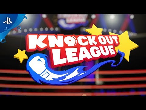 Trailer d'annonce sur PlayStation VR  de Knockout League