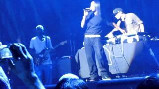 Dj Quik Feat Suga Free Live @ Nokia - Nobody