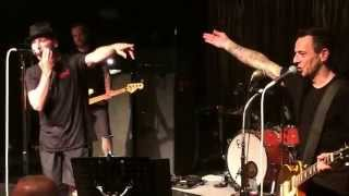 Beatsteaks - Hey Du - Live - Markthalle Hamburg - 10.08.2014 - Club Magnet Tour