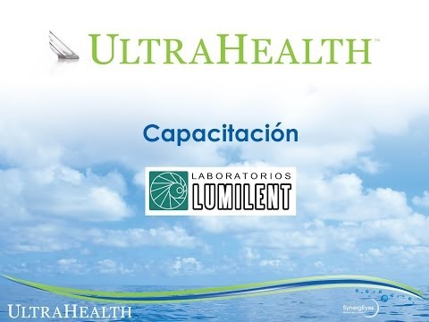 Adaptación del lente híbrido UltraHealth