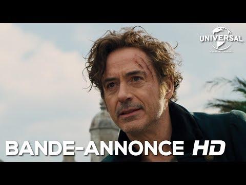 Le Voyage du Dr Dolittle | Bande-Annonce 1 | VOST (Universal Pictures) [HD]