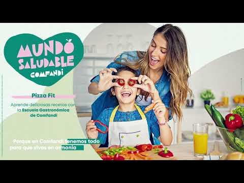 Mundo Saludable - Pizza Fit