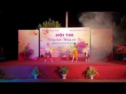 Múa: Hương quê - Trường MG Mỹ Đức + TH&THCS Tiên Hải