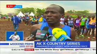 Sandrafellis Chebet and David Bet are Kenya's first cross country series winners