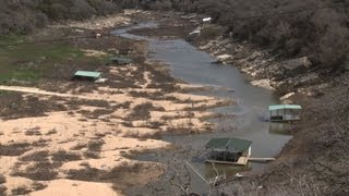 Texas Towns Run Out of Water as Drought Takes its Toll