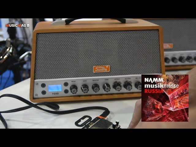 Soundking TG5D NEW - чудо комбик! (NAMM Musikmesse Russia 2018)