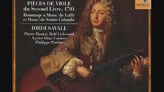 Marin Marais: Prelude II.96 (Pieces de Viole, II) - Jordi Savall
