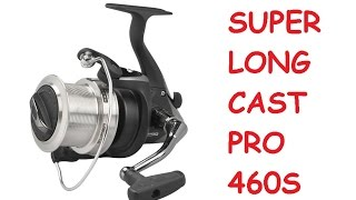 Катушку spro super long cast 460 pro